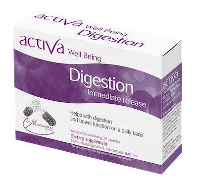 Well Being Digestion - Activa Lab