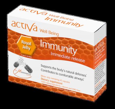 Immunity - Activa Lab