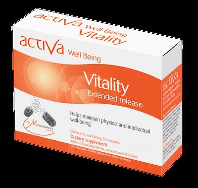 Vitamins - Activa Lab